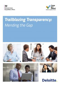 Trailblazers Transparency Report