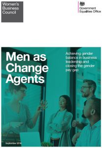 Men As Change Agents